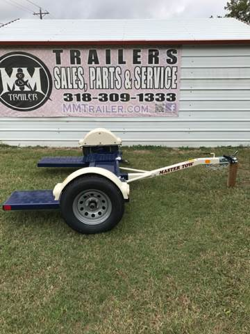 2019 Master Tow Tow Dolly In Shreveport LA - M & M Trailer LLC