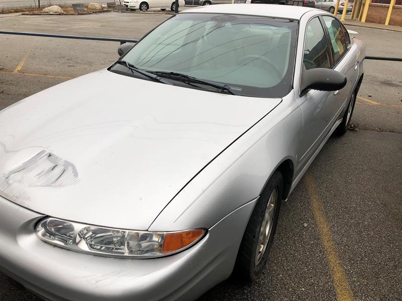 2003 Oldsmobile Alero Gls In Toledo Oh Toledo Auto Credit