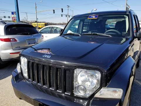 2011 Jeep Liberty for sale in Toledo, OH