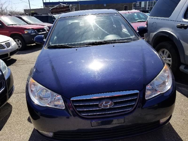 2009 Hyundai Elantra For Sale At Toledo Auto Credit In Toledo OH