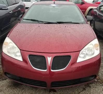 2009 Pontiac G6 for sale in Toledo, OH