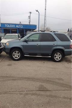 2006 Acura MDX for sale in Toledo, OH