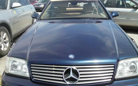 2000 Mercedes-Benz SL-Class for sale in Toledo, OH
