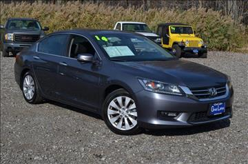 2014 Honda Accord for sale in Kingsville, OH