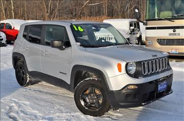 2016 Jeep Renegade for sale in Kingsville, OH
