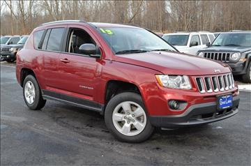 2013 Jeep Compass for sale in Kingsville, OH