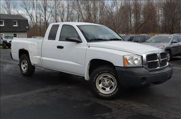2006 Dodge Dakota for sale in Kingsville, OH