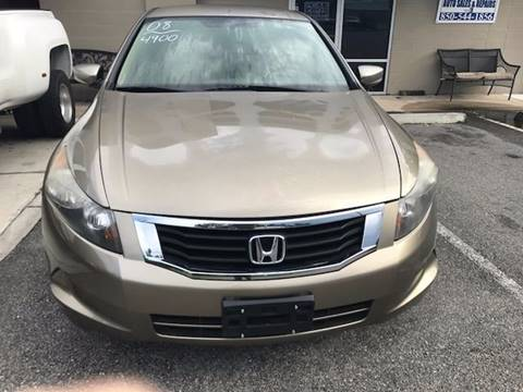 2008 Honda Accord for sale in Tallahassee, FL