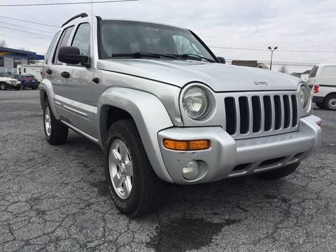 2004 Jeep Liberty for sale in Myerstown, PA