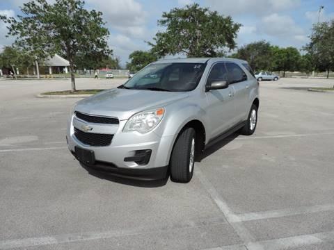 2010 Chevrolet Equinox for sale in Hialeah, FL