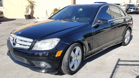 2010 mercedes benz c class for sale in miami fl for Mercedes benz for sale in miami