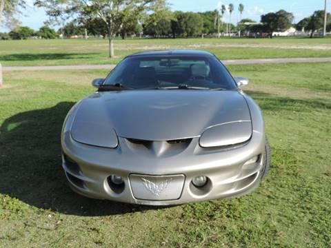 1999 Pontiac Firebird for sale in Hialeah, FL