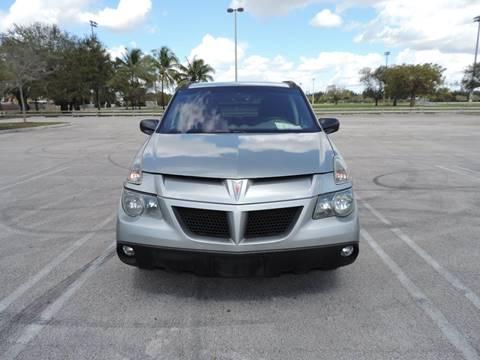 2004 Pontiac Aztek for sale in Hialeah, FL