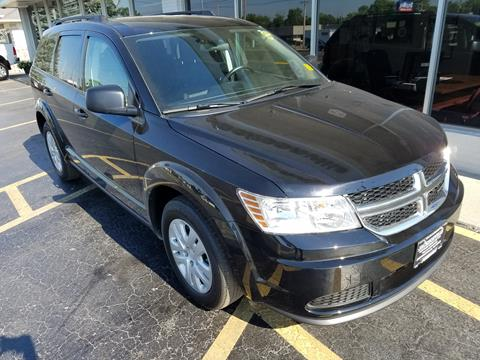 2016 Dodge Journey for sale in Jacksonville, IL