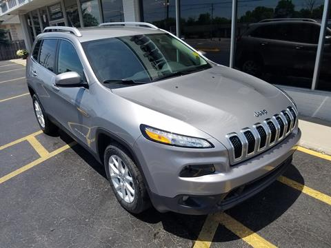 2017 Jeep Cherokee for sale in Jacksonville IL