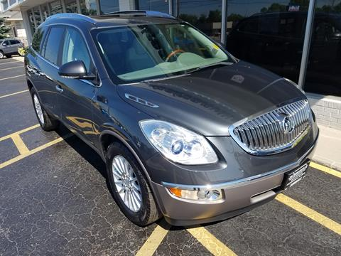 2011 Buick Enclave for sale in Jacksonville IL