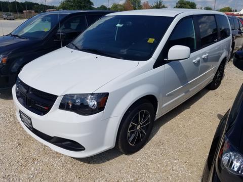 2017 Dodge Grand Caravan for sale in Jacksonville, IL