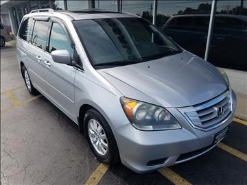2010 Honda Odyssey for sale in Jacksonville, IL