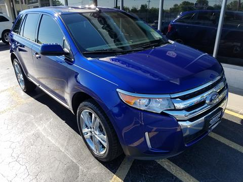 2013 Ford Edge for sale in Jacksonville IL