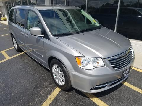2016 Chrysler Town and Country for sale in Jacksonville, IL