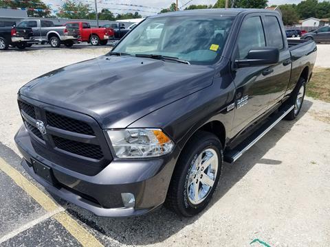 2017 RAM Ram Pickup 1500 for sale in Jacksonville IL