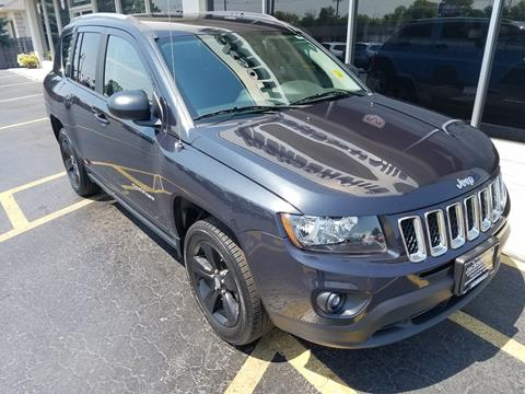 2015 Jeep Compass for sale in Jacksonville, IL