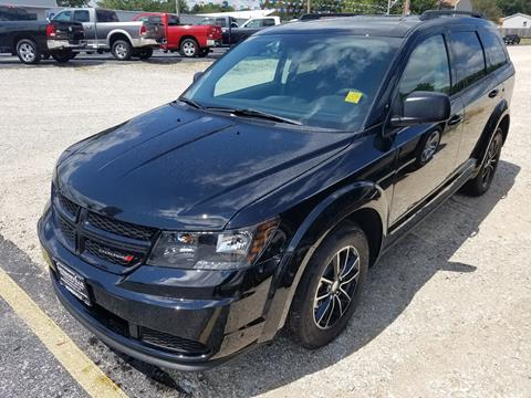 2017 Dodge Journey for sale in Jacksonville, IL