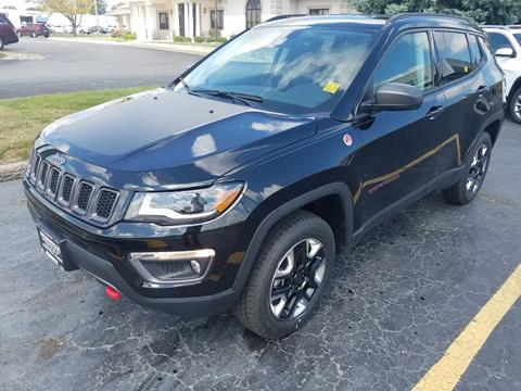 2018 Jeep Compass for sale in Jacksonville IL