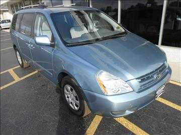 2008 Kia Sedona for sale in Jacksonville, IL