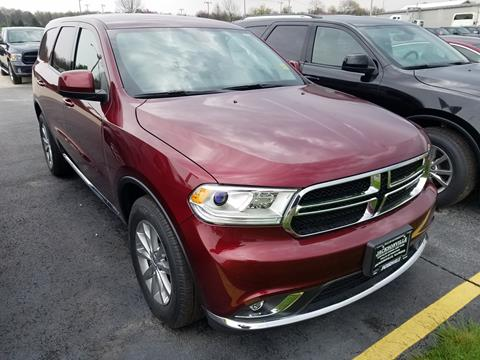 2017 Dodge Durango for sale in Jacksonville, IL