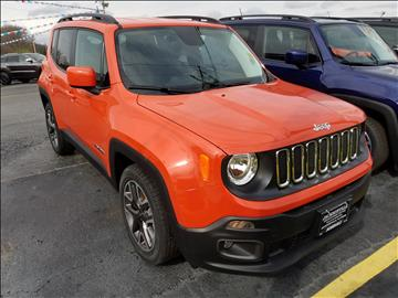 2017 Jeep Renegade for sale in Jacksonville, IL