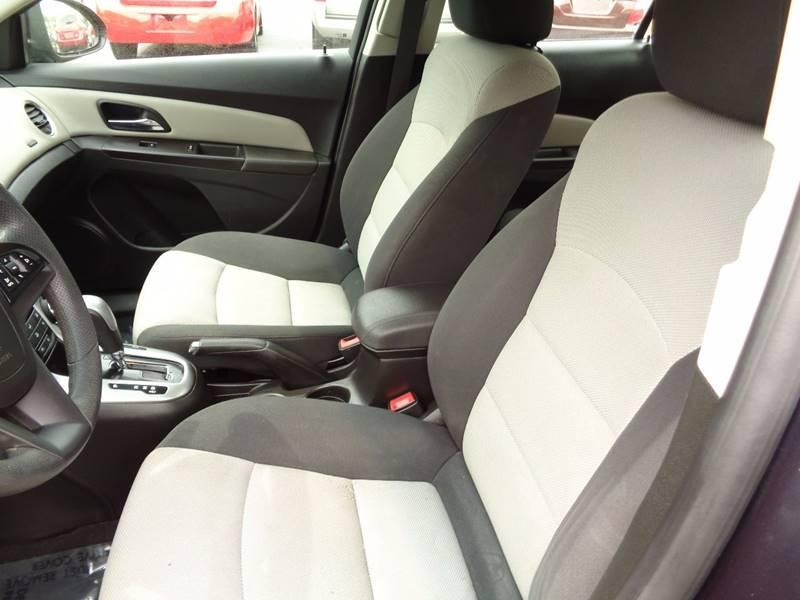 2015 Chevrolet Cruze LS Auto 4dr Sedan w/1SB - St.  Louis MO