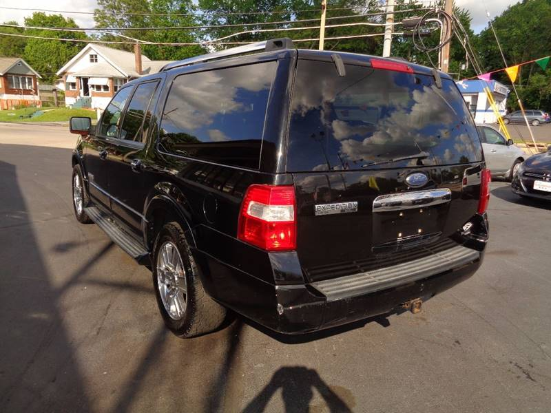 2007 Ford Expedition EL Limited 4dr SUV 4x4 - St.  Louis MO