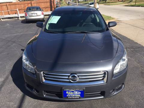 2012 Nissan Maxima for sale in St.  Louis, MO