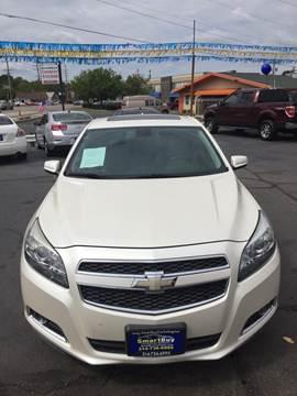 2013 Chevrolet Malibu 90,570 Miles