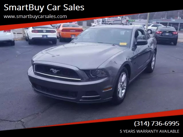 2014 Ford Mustang V6 Premium 2dr Fastback In St Louis Mo Smartbuy