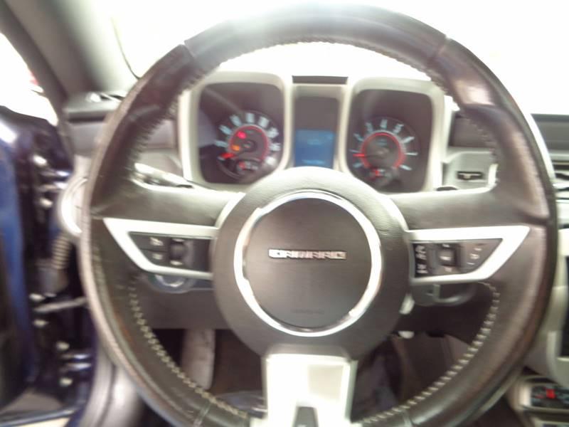 2010 Chevrolet Camaro LT 2dr Coupe w/2LT - St.  Louis MO
