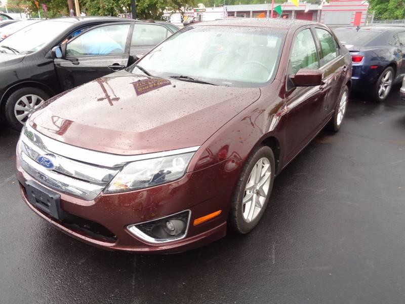 2012 Ford Fusion SEL 4dr Sedan - St.  Louis MO