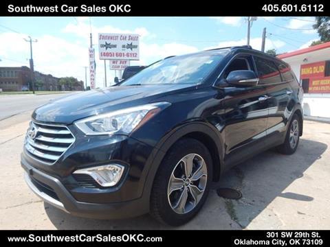 2014 Hyundai Santa Fe for sale in Oklahoma City, OK