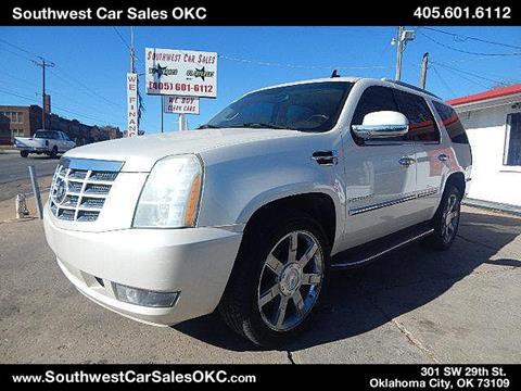 2007 Cadillac Escalade for sale in Oklahoma City, OK