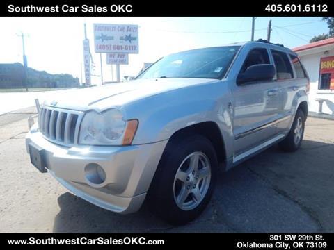 2007 Jeep Grand Cherokee for sale in Oklahoma City, OK