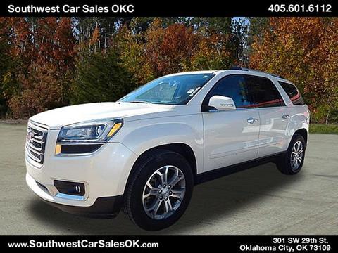 2015 GMC Acadia for sale in Oklahoma City, OK