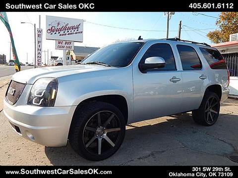 2010 GMC Yukon for sale in Oklahoma City, OK