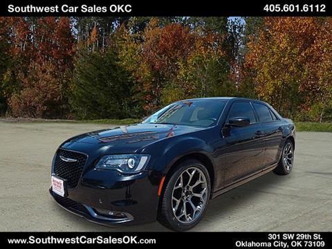 2015 Chrysler 300 for sale in Oklahoma City, OK