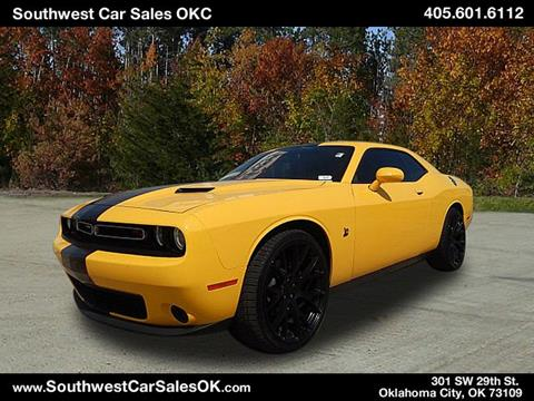 2017 Dodge Challenger for sale in Oklahoma City, OK
