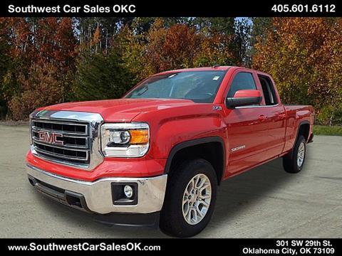 2015 GMC Sierra 1500 for sale in Oklahoma City, OK