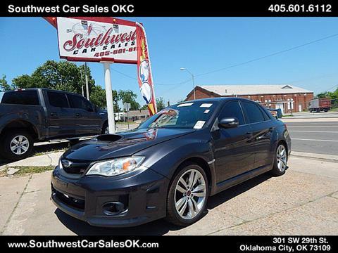 2013 Subaru Impreza for sale in Oklahoma City, OK