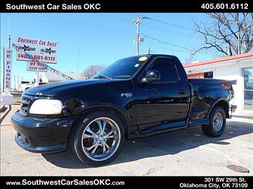 2003 Ford F-150 for sale at Southwest Car Sales in Oklahoma City OK