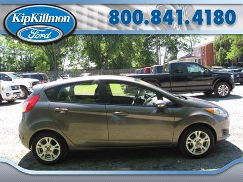 2014 Ford Fiesta for sale in Louisa, VA