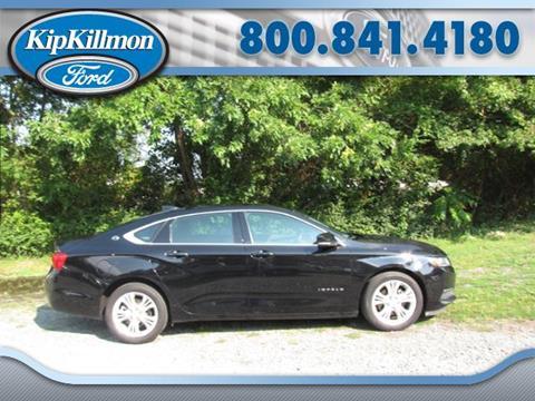 2015 Chevrolet Impala for sale in Louisa, VA